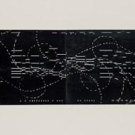 01 Binary:Arabesque, 53 x 127 cm