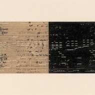 02 Binary:A Maiden's Prayer, 53 x 127 cm
