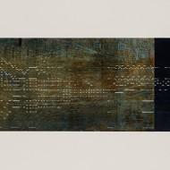 07 Binary:Underwater, 53 x 127 cm