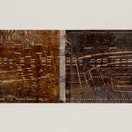 10 Binary:Knowth, 53 x 127 cm