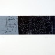 07 SCRIBBLES 3, 53 x 56 cm