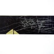08 SCRIBBLES 4, 53 x 56 cm