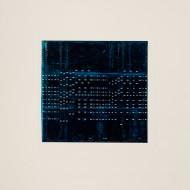 09 Notation:Hearers, 56 x 53 cm