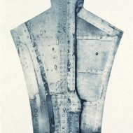 10 Breastplate, 97.5 x 70.5 cm