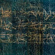 String Trio, 102 x 114