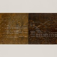 06 Binary:Wilhelm Tell, 53 x 127 cm
