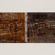 10 Binary:Knowth, 53 x 127 cm