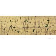 05 SCRIBBLES 1, 53 x 56 cm