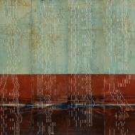09 Mazurka, 107 x 113 cm