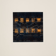 13 Notaion:IChing, 56 x 53 cm