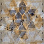 Artifact/saw (1), 75.5 x 46.5 cm