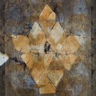 Artifact/saw (3), 75.5 x 46.5 cm