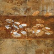 Artifact/blades (1), 73 x 58 cm