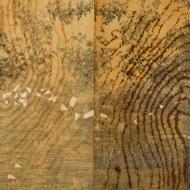 Possibilities in Purgatory (Woods) 30 x 50 cm