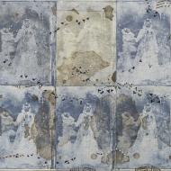 Possiblities in Purgatory I(Ghosts)62 x 68 cm