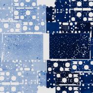 Quantum Dots (1)32 x 45 in